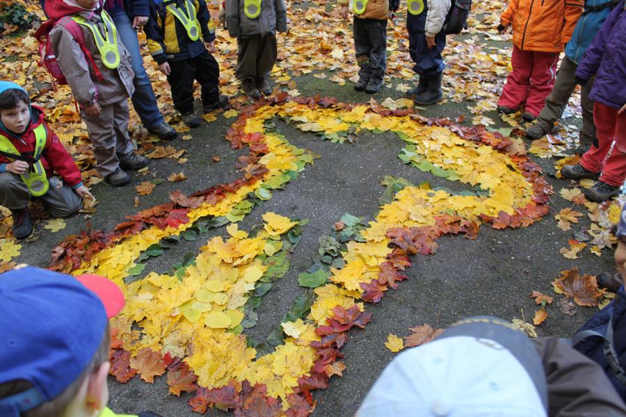 Jahrespraktikum im Waldkindergarten – ab August 2020
