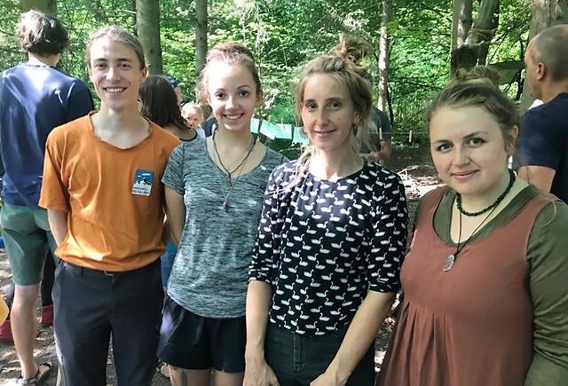 Das Waldteam
